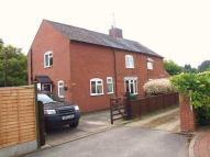 OMBERSLEY semi detached property to rent