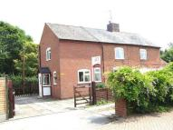 3 bed semi detached house to rent in OMBERSLEY VILLAGE...