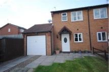 semi detached house in Woodhouse Road...