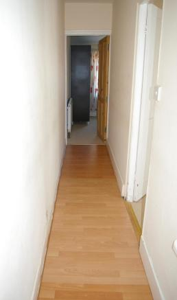 Passageway to Bedrooms