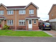 3 bedroom semi detached house in Halket Crescent...
