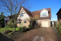Detached home in Beaumont Drive, Carron