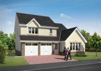 4 bed new home for sale in 'Gladstone' Meadowcroft...