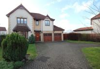 4 bedroom Detached house in Rowantree Walk, Larbert