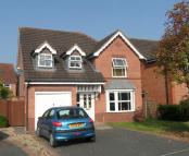 Detached property in Tamarisk Close, Claines...