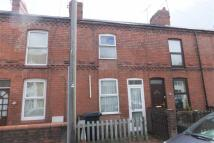 Terraced home in York Street, Oswestry...