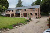 Barn Conversion for sale in Pentre Aron Farm...