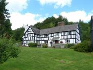 4 bed Detached property in Llanfyllin, SY22