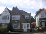 3 bedroom semi detached property to rent in Vista Way, Harrow