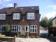 semi detached home in Ledway Drive, Wembley