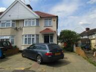 3 bedroom semi detached home in Wyld Way, Wembley