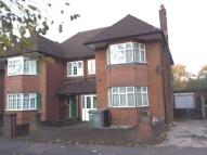 semi detached house in Carlton Avenue East...