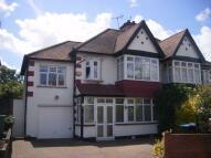 4 bedroom semi detached home for sale in Clarendon Gardens...