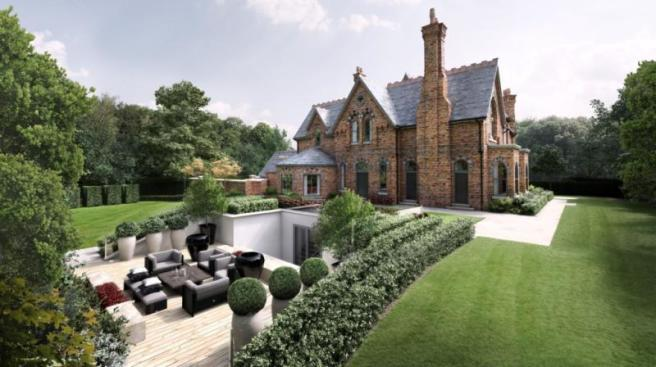 5 Bedroom Detached House For Sale In Dunham Road Bowdon
