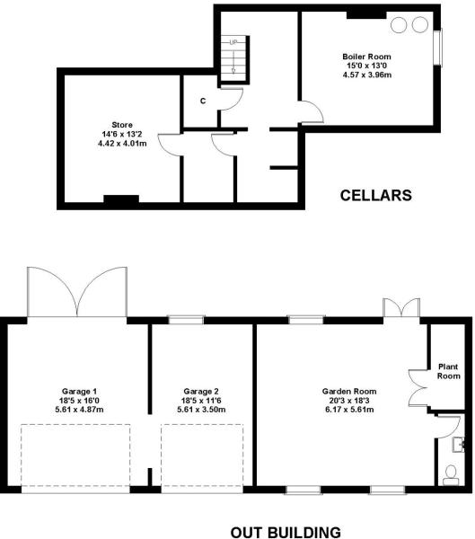 Cellar/Outbuilding