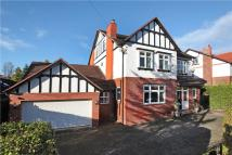Detached house for sale in Warwick Road, Hale...