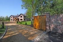 5 bed new property in Gore Lane, Alderley Edge...