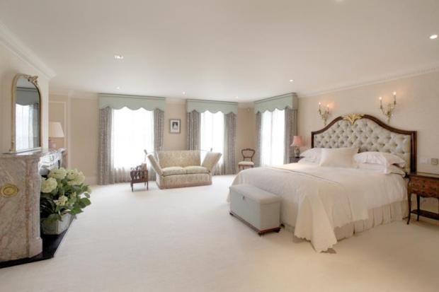 5 bedroom detached house for sale in withinlee road mottram st andrew prestbury cheshire sk10 Master bedroom ensuite and dressing room