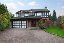 Detached property in Fulshaw Park, Wilmslow...