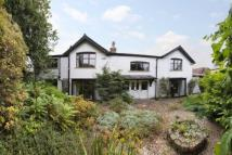 Detached home in Alderley Road, Wilmslow...