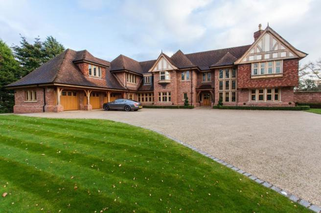 7 bedroom detached house for sale in withinlee road prestbury cheshire sk10 sk10. Black Bedroom Furniture Sets. Home Design Ideas