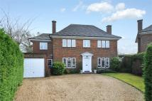 4 bed Detached house in 31 Woodlands Park...