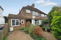 semi detached house in Daryngton Drive...