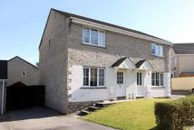 semi detached house to rent in Canons Way, Tavistock...