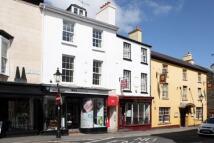 Flat in West Street, Tavistock...