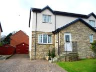 semi detached home in Merkland Place...