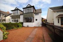 Morven Drive Semi-detached Villa for sale