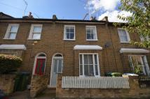 Terraced property for sale in Calvert Road London SE10
