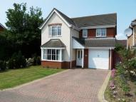 4 bed Detached home to rent in Jaguar Close, Ipswich