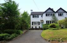 The Leigh Nags Head Lane semi detached house for sale