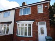Swinburn Road semi detached property to rent