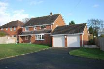 Detached home for sale in Porton Road, Gomeldon...