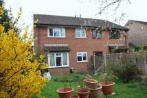 Terraced house for sale in River Way, Durrington
