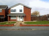 Detached house in Anglesey Drive...