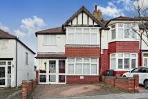 3 bedroom semi detached home in Elgar Avenue, London...