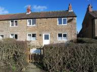 semi detached house to rent in Main Street, Scackleton...