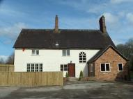 Farm House to rent in Arley, Northwich, CW9