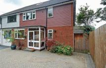 4 bed semi detached home for sale in Park Road, Hampton Hill
