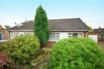 Hawthorn Close Semi-Detached Bungalow for sale