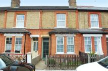3 bedroom Terraced property in Myrtle Road, Hampton Hill