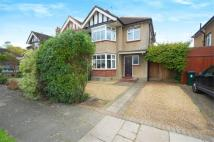 4 bedroom semi detached home for sale in Lindsay Road...