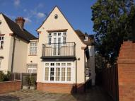 semi detached home for sale in Waldegrave Road...