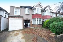 semi detached house in Ryecroft Avenue...