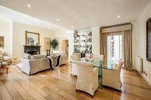 3 bedroom Flat in Cadogan Square, London...