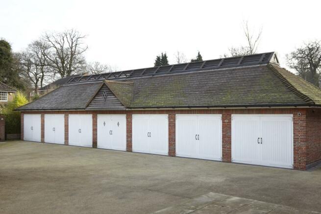 Five car garage
