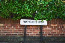 Land for sale in Winchester Road...